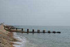 Groynes (Racheal A) Tags: sea beach groyne bognor