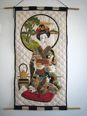 Tea Ceremony Geisha - Complete