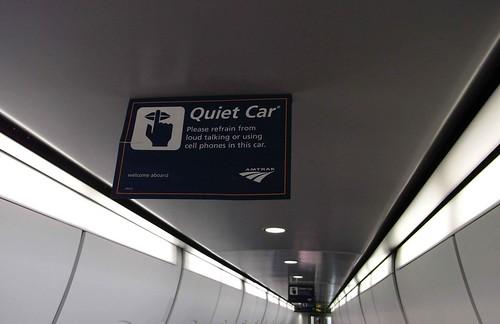 quiet car