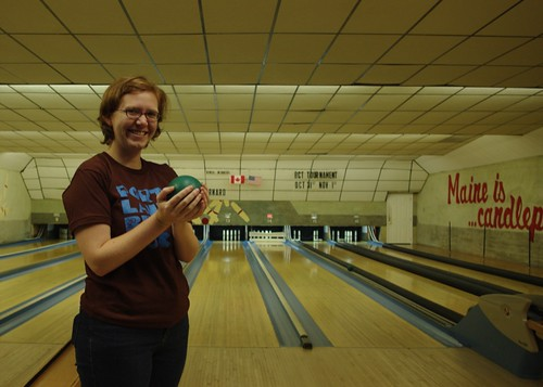 Maine is Candlepin Country