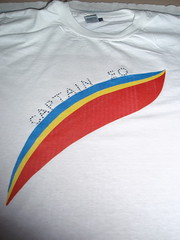 Captain EO Shirt - finished
