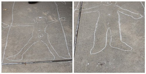 Chalk kids