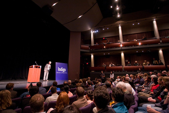 Richard Dawkins at UofT