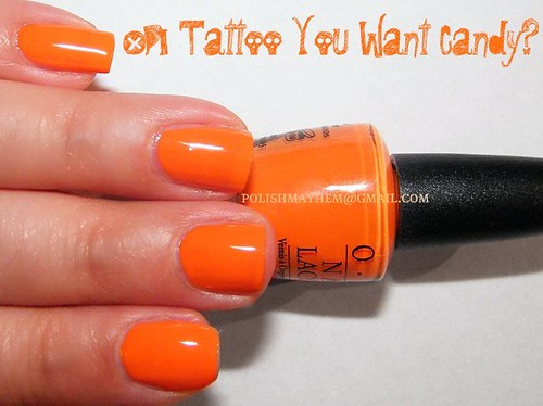OPI Tattoo You Want Candy?
