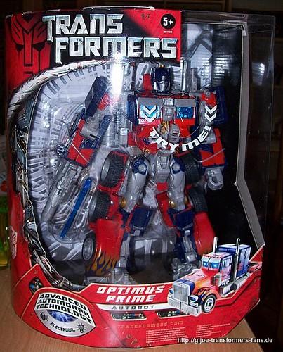 Optimus-Prime Movie-2007  Leader Transformers 001