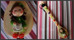 Nena cocina (ArtWen) Tags: picnik