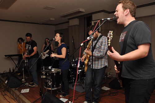 Centretown Cripplers at Montgomery Legion Hall