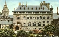 Rothesay Mount Stuart House  1914