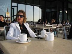 Quai de la Grande Plage (Fernando's) Tags: ella placer biarritz