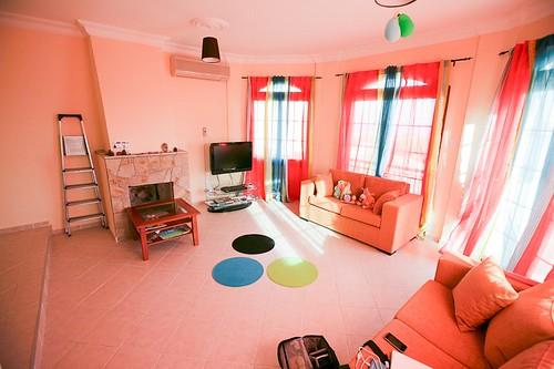 Моя квартира на Кипре (район Лапта)