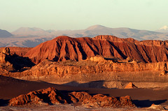 Moon Valley at Sunset (thrudur84) Tags: chile de landscape san desert paisaje paisagem pedro atacama desierto deserto
