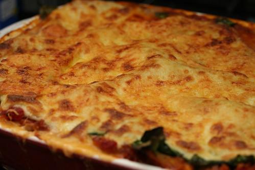 Tempeh Lasagne 11