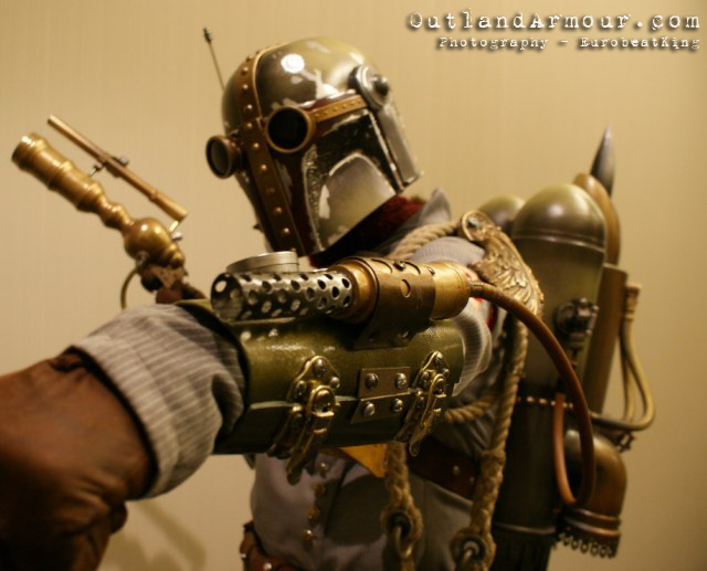 Boba Fett VI by OutlandArmour from Flickr