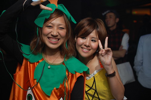 fleur Halloween Night @club Colors 2009/10/24