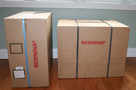 1 Bernina Boxes