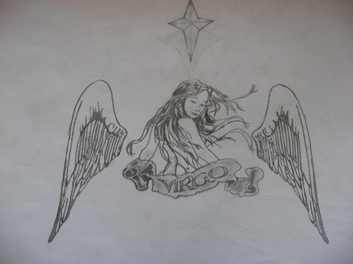 Virgo Tattoo Design. Virgo Tattoo. Tattoo design I