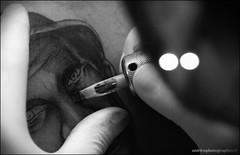 Art & Dermis (iphfotovideo) Tags: art tattoo ink arte machine piercing stitches tinta maquina tatuaje agujas dermis blackgrey donramón oniricophotographies® ignaciopeláezherrera