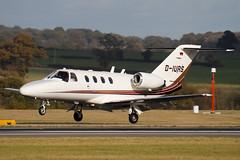 D-IURS - 525-0343 - Excellent Air - Cessna 525 CitationJet - Luton - 091104 - Steven Gray - IMG_3447