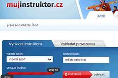Projekt Mujinstruktor.cz