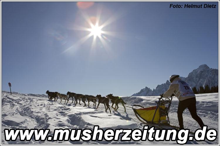 Heini Winter - Alpen-Trail: Nemes-Alm, Sexten, Südtirol, Italien - Sesto - Alto Adige - Italia