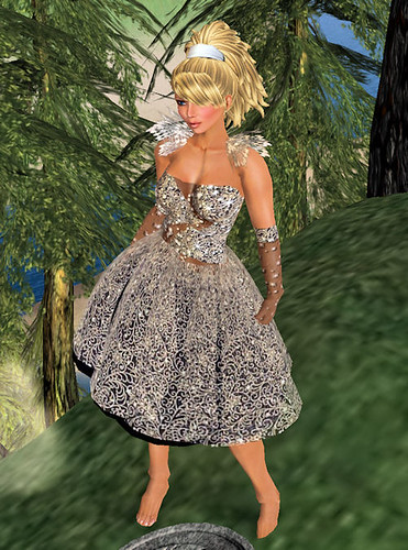 G Sloane Couture Diamonds are a Girl's best friend  RFL 2010 gift