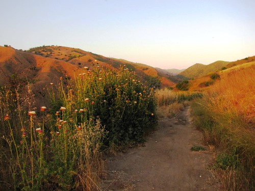 Chino Hills Sunset Hike