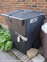 1805 Cart (TheTransitCamera) Tags: trash barrel can bin cart