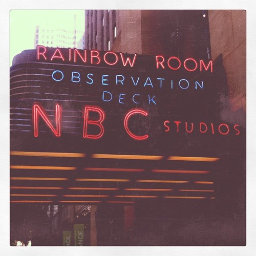 NBC Studios in New York City