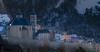 Citadel (Michel Couprie) Tags: houses winter light mountain snow france church architecture montagne alpes canon eos citadel maisons hiver 7d neige michel briançon vauban citadelle hautesalpes collégiale couprie ef10028lmacro