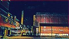 Night Rio Prisma filter (eagle1effi) Tags: prisma riofilter night herma paper plant bonlanden filderstadt nightshot snapshot s7 sulzer morat raiffeisenstr fabrikstr fabrikstrasse raiffeisenstrasse papierfabrik fotoecken adhesive regionstuttgart fildern filderebene
