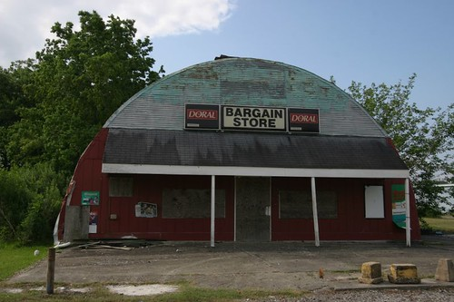 Bargain store. Crowley, Louisiana.