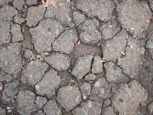 Cracked Concrete Texture #7