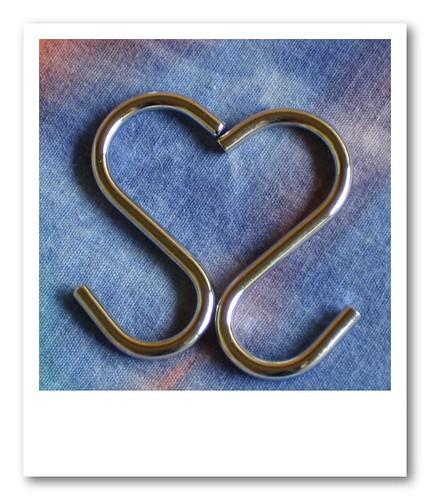 hooked heart