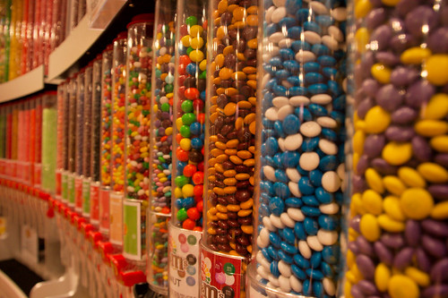 Sugar candy shop