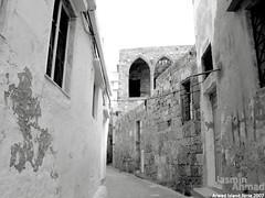 Alley.. (Jasmin Ahmad) Tags: island photography alley syria   arwad