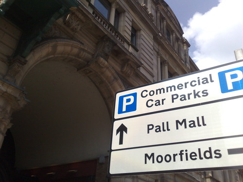 Commercial car park?
