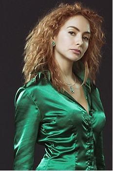 Andrea Lopez actriz colombiana