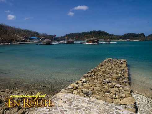 Grace Island Rocky Beach