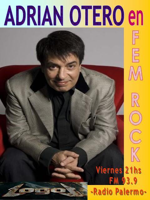 Programa Viernes 5 de Junio by FEM RocK
