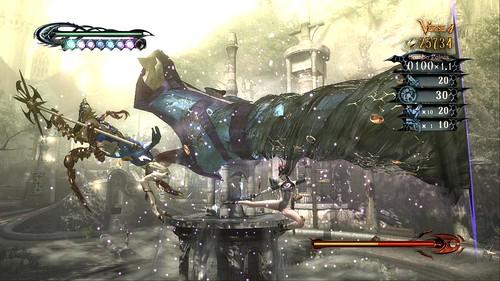 E32009 Bayonetta Screens