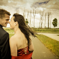 Wedding / Bruiloft (siebe ) Tags: wedding portrait holland love dutch groom bride couple nederland thenetherlands bridal mariage trouwen bruiloft bruid bruidegom trouwfoto bruidsreportage trouwreportage huwelijksreportage bridalsiebe