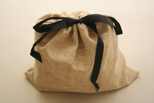 Drawstring for the bean bags