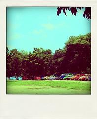 Picture-023-pola (hannahreyes) Tags: car vw volkswagen polaroid philippines hannah beetle combi reyes ghia karman fastback brazilia vwcp