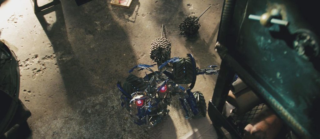 Tv Spot Transformers 2 Wheelie