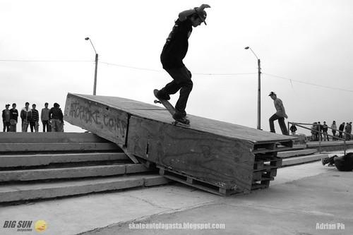 2do Beast Trick Skate Antofagasta (Junio 2009)