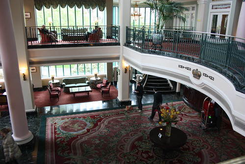 The Fairmont Empress in Victoria BC
