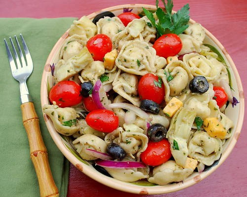 Tortellini Pasta Salad TS