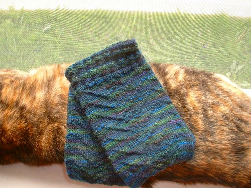 billsevergreen socks fold