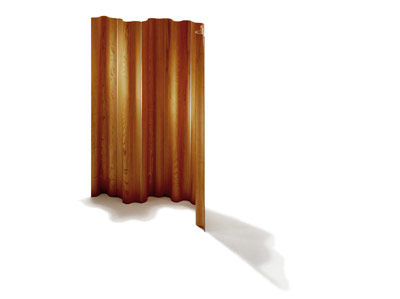 eames folding plywood screen, herman miller