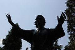 jesus christ superstar (photos4dreams) Tags: italy sculpture italia milano cemetary mailand photos4dreams photos4dreamz p4d